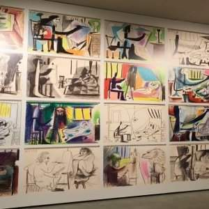 Exposition Beloved by Picasso