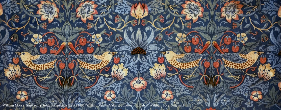 William Morris : let beauty rule !