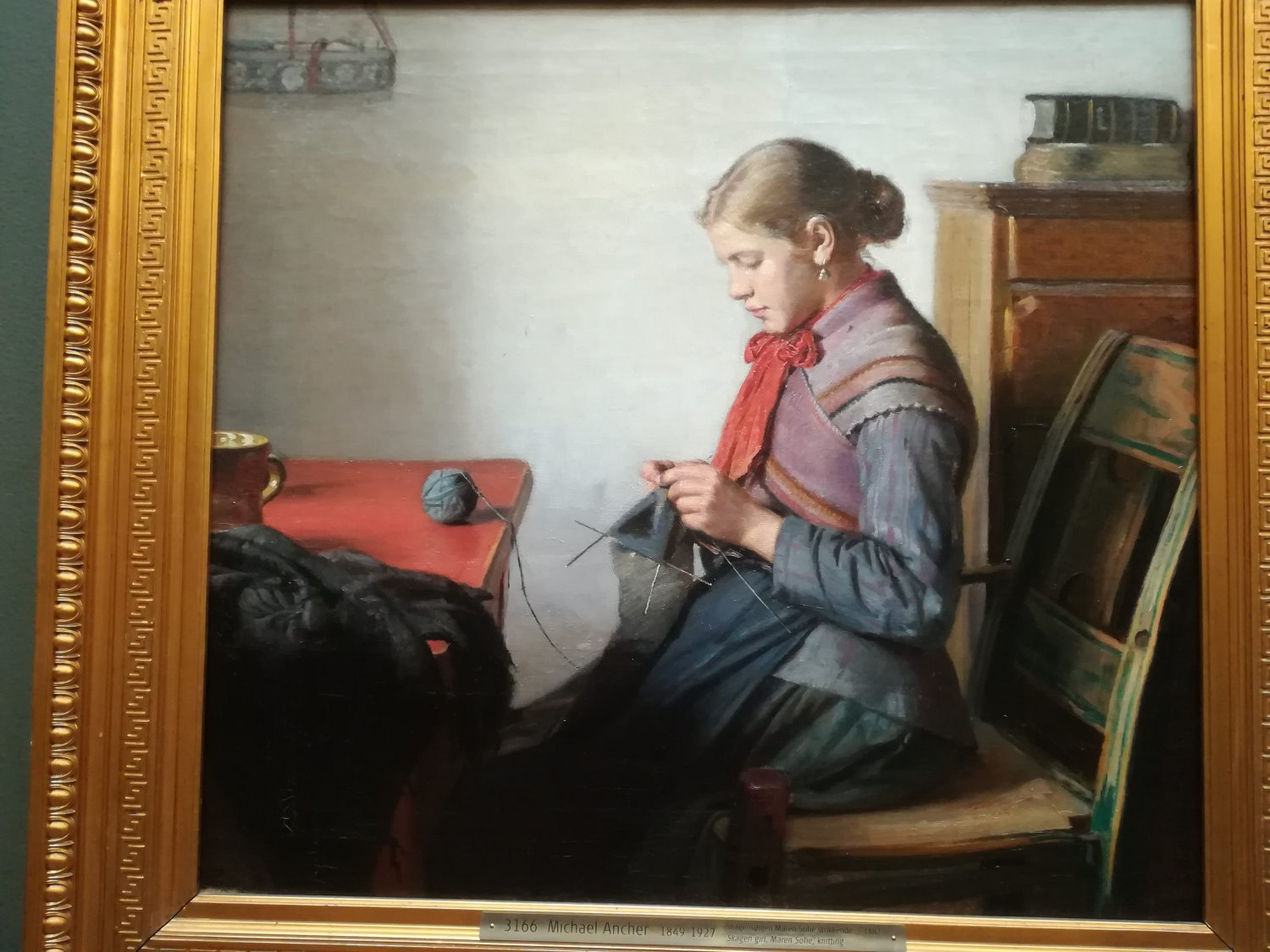 Exposition Michael Ancher and the Women of Skagen